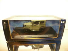 RICKO 32138 BMW DIXI - TWO TONE GREEN 1:18 - EXCELLENT IN BOX