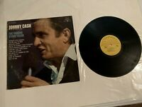 Johnny Cash & The Tennessee Two The Singing Story Teller Sun 115 Vinyl LP