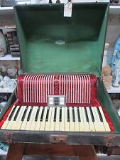 VINTAGE HOHNER VERDI IM PIANO ACCORDIAN ESTATE LOT OLD MUSICAL INSTRUMENT