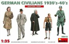 Miniart 1/35 alemán civiles década de 1930-década de 1940 # 38015