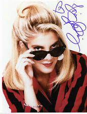 TORI SPELLING ACTRESS SIGNED 8X10  STARRED IN 90210 AS DONNA MARTIN WITH COA