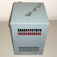 New Hammond Type F Cat 123958 750 Kva 1 Phase Transformer 177a1786p007 50 Hz