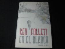Libro En El Blanco - Ken Follett