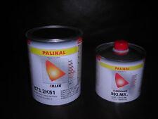 FONDO isolante acrilico auto CATALIZZATO 5:1 1000ml + cat - PALINAL 873.2K51