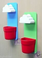 Genuine Rainy FLOWER pot Hanging Wall Mount Planters with Cloud shower watering