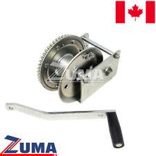 Genie C61100200, C61100200GT - NEW WINCH,HAND,5.1:1,1500LB - STOCKED IN CANADA!!