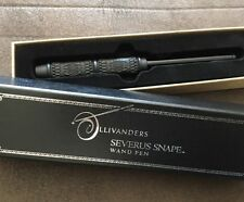 Wizarding World LOOT CRATE Severus Snape Wand Pen (Ollivanders Box Included)