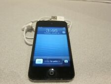 Apple iPod Touch 4th Generation  Music/Video 8GB black Camera
