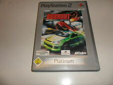 PlayStation 2  PS 2  Burnout 2: Point of Impact [Platinum]