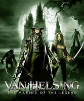 Van Helsing: The Making of the Legend, Sommers, Stephen | Paperback Book | Good