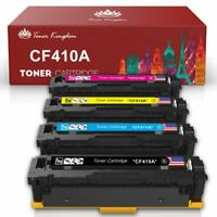 4pk Toner for HP CF410A High Yield M477 CF410A M452DN M452DW M477FDW M477FNW