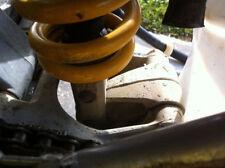 Honda XR250 XR 250 2001 01 Rear Swing Arm Shock Suspension Linkages
