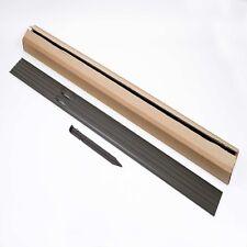 Lawn Edging Rite Edge 4.8m Natural Aluminium Professional Edging & Fixing Pins