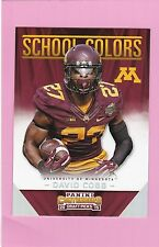 2015 PANINI CONTENDERS School Colors DAVID COBB RC  (Titans)