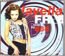 Layella - Free (Remix By 666) - CDM - 1998 - Eurohouse 5TR Jacqueline Taieb ATB