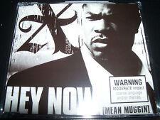 Xzibit Hey Now (Mean Muggin) Australian CD Single – Like New