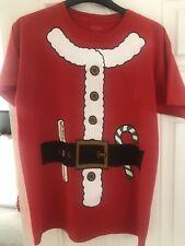BNWT Primark RED La La La Llama Christmas Jumper UK XL 18//20