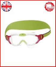Speedo Kids Biofuse Sea Squad Mask Goggles Goggles, Pink Rose, 2-6 Years