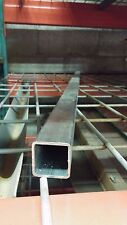 """2'' x 2'' (.120"""" wall) Stainless Square Tube 84'' Length"""