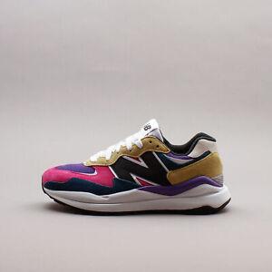 New Balance Lifestyle 57/40 Varsity Green Team Gold Running Men Shoes M5740GB