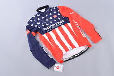 Castelli Thermal Jacket Men's Small Cannondale CX Team World National Champion