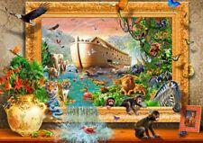 Puzzle Bluebird Puzzle 1500 Teile - Noah's Ark Framed (64694)