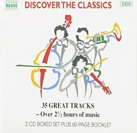 Various - Discover the Classics (CD) (1995) New