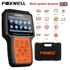 FOXWELL EPB TPS DPF TPMS MULTI-SYSTEM RESET DIAGNOSTIC TOOL ENGINE OBD2 SCANNER