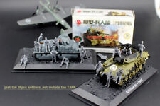 1/72 soldiers 18pcs tankman WW2 Germany ARMY Battlefield5