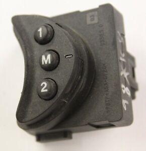 1998 Jaguar XK8 Convertible oem driver seat tilt wheel memory switch LJA6345AD