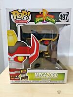 "Megazord Black & Gold 6"" Pop! Funko Vinyl Power Rangers"