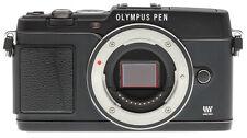 Olympus PEN E-P5 Gehäuse Body only schwarz EP5