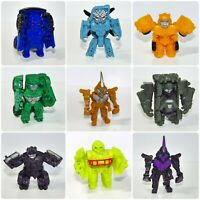 Transformers ~ Tiny Turbo Changers ~ Mini Figures ~ Autobots & Decepticons