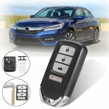 Replacement Remote Key Fob Case Shell Blade For Honda Accord Civic CRV CRZ HR-V