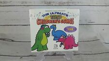 The Ultimate 120 children's songs 3 Cd's New Sealed