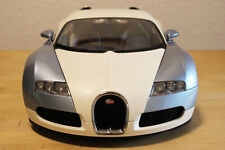 AUTOart 1/12 BUGATTI Veyron 16.4 pearl/ ice blue metallic WIE NEU, RAR