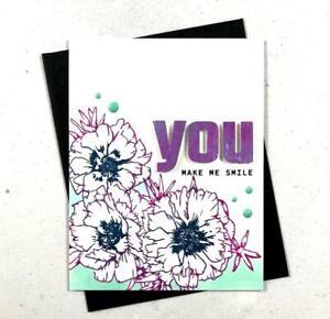 Letter Metal Cutting Dies Scrapbooking Card Making Craft Cut Embossing Stencils