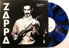 "FRANK ZAPPA ""SCANDINAVIAN NIGHTS part.1 ""  lp multicolored vinyl mint"