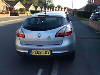 Renault Megane 2009 vvt Runs and drive well