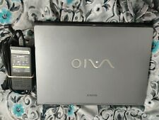"""New listing Sony Vaio Pc Laptop Vgn-Fe880E/H 15.4""""Lcd 2Gb Memory 160Gb Hard Drive"""