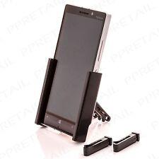 CAR AIR VENT MOUNT MOBILE PHONE HOLDER Instant Grip Sat Nav/Maps iPhone/Samsung