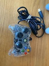 Microsoft XBOX Wired Controller - Clear -NR