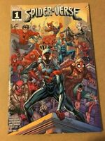 SPIDERVERSE #1 Walmart Exclusive Variant Cover 1st Appearance Spider-Zero