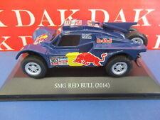 Die cast 1/43 Modellino Auto SMG Red Bull Rally Dakar 2014 C. Sainz