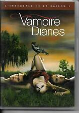 COFFRET 5 DVD ZONE 2--SERIE TV--VAMPIRE DIARIES--INTEGRALE SAISON 1