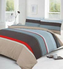Supreme Quality Duvet Cover Set With Pillow Case Single, Double, King, S King