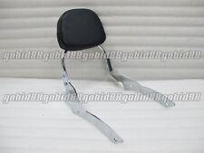 Backrest Sissy Bar for Yamaha V-Star Vstar Dragstar Custom XVS 400 650 88#K