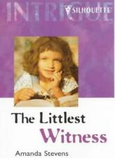 The Littlest Witness (Intrigue)-Amanda Stevens