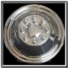 "Single front 16"" wheel simulator, wheel liner for 2014 2015 Ford E 350 E 450"