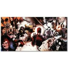 MARVEL Comics Limited Edition Daredevil Numbered Canvas Art
